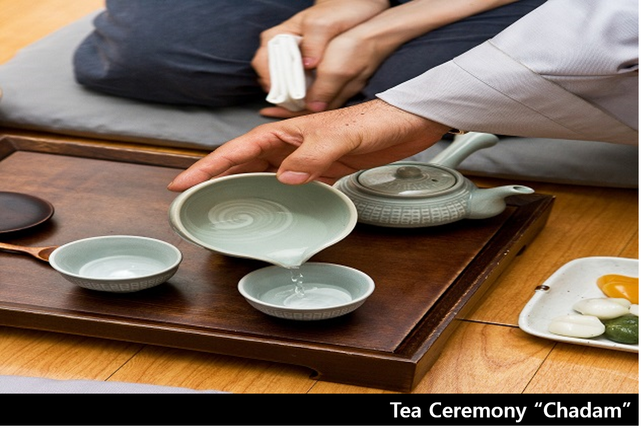 Tea Ceremony Chadam 이미지