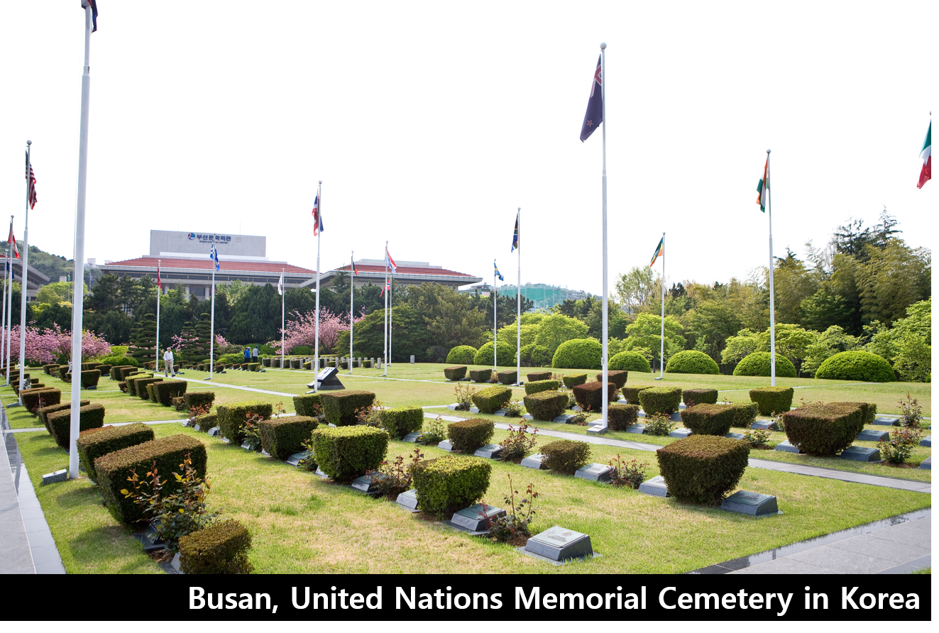 UN 기념공원 이미지