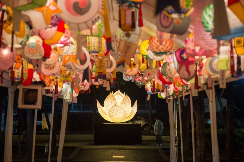 Lotus Lantern Festival with Temple Stay 이미지