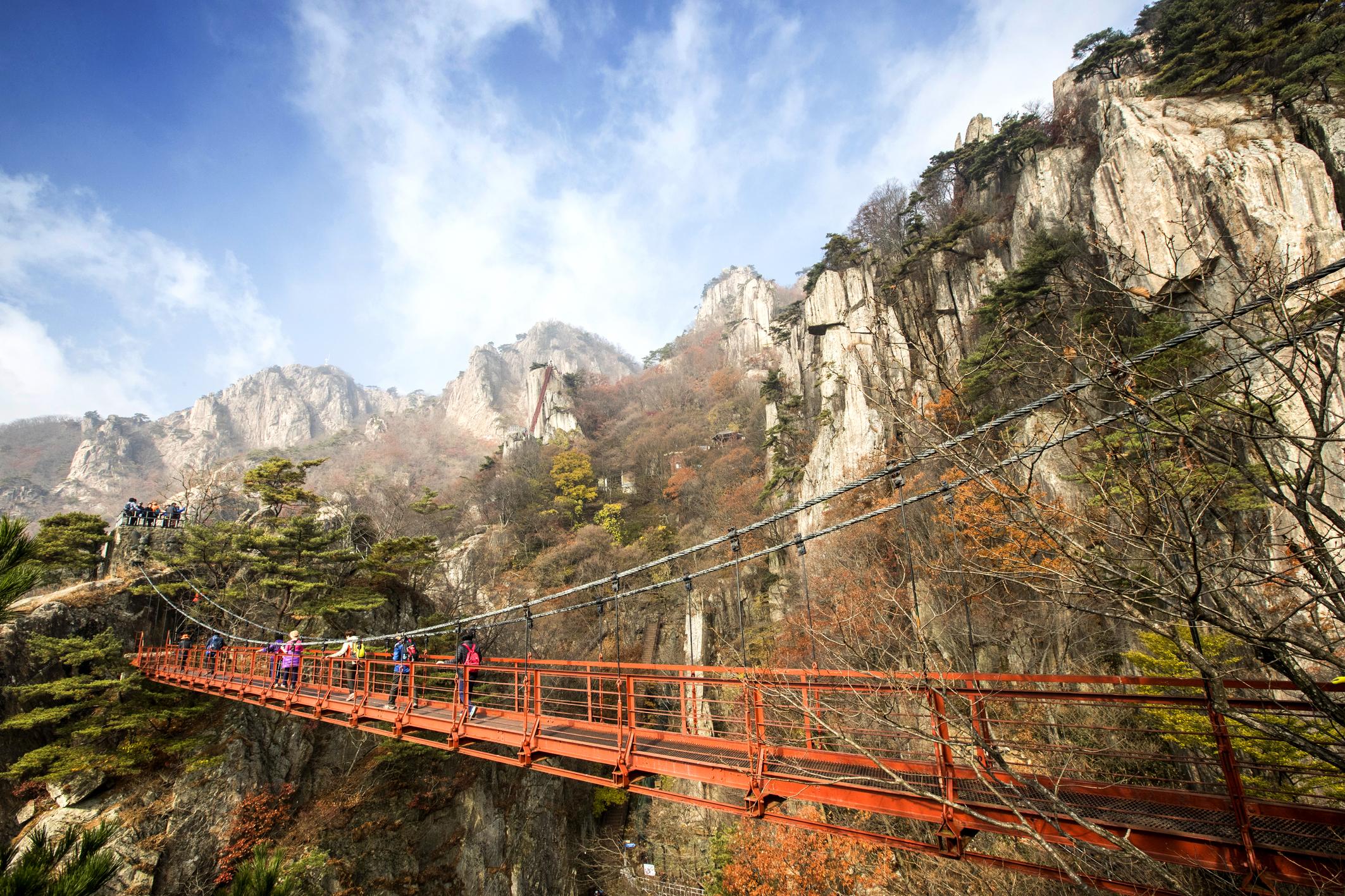 Explore, Dream, Discover the Mountains of Korea 이미지