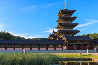 Trace of Baekje Kingdom History 이미지