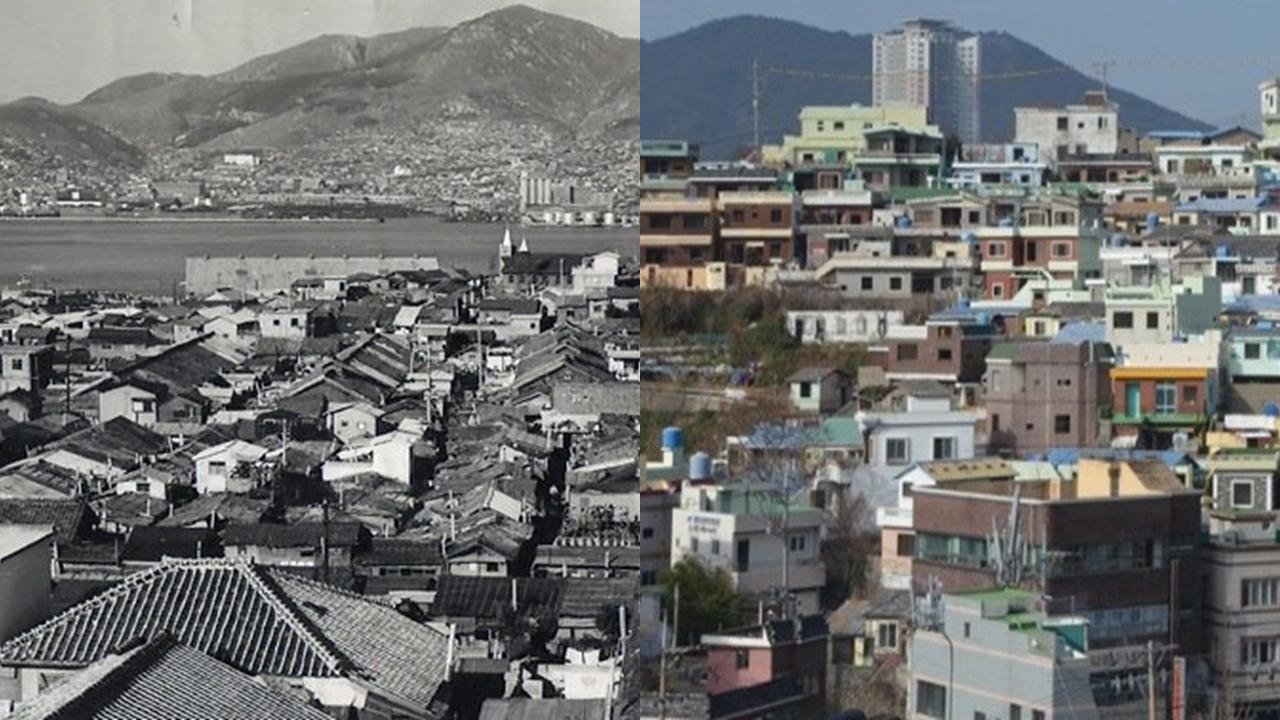 Two Korea, Past & Present 이미지