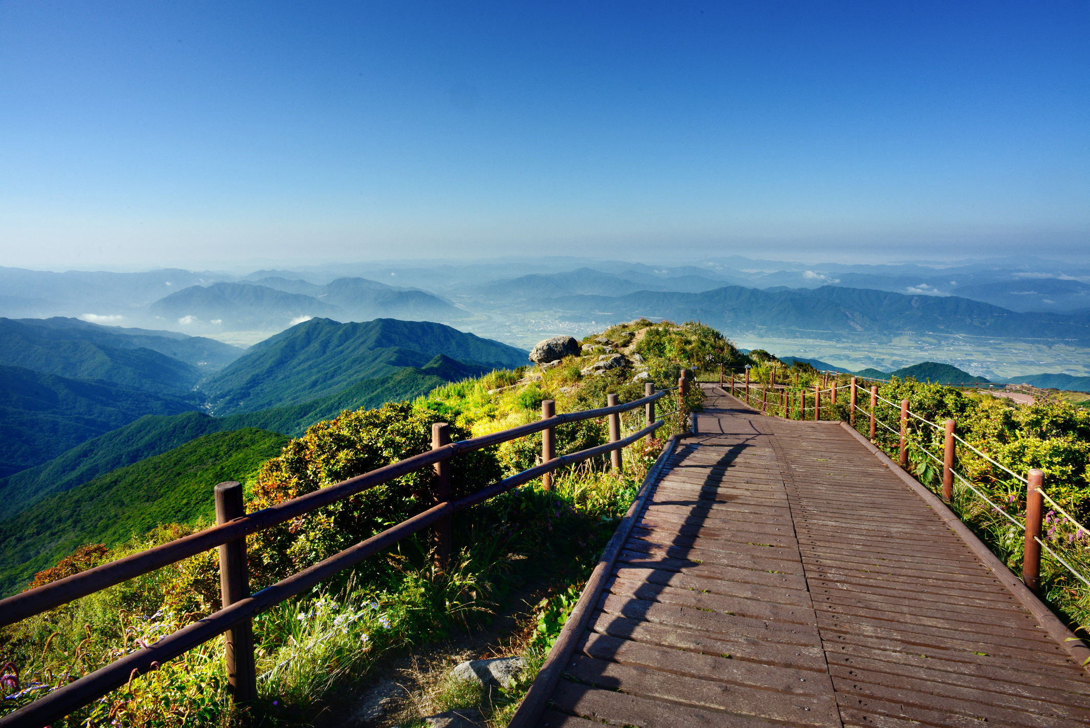 Mt. Jirisan Trekking & Beopjusa Temple Stay 이미지